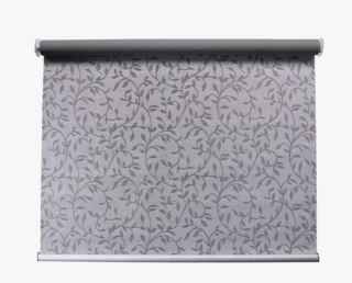Filippa mörkläggande rullgardin trådlös grå