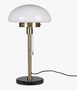 Bellamy brass bordslampa mässing