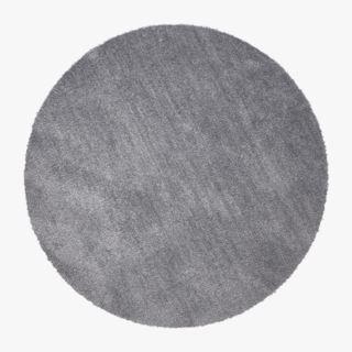 Aram round matta grå