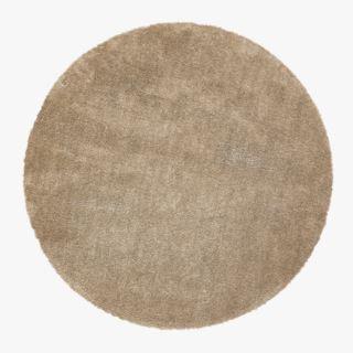 Aram round matta beige